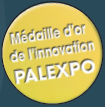 Médaille d'or de l'innovation Palexpo