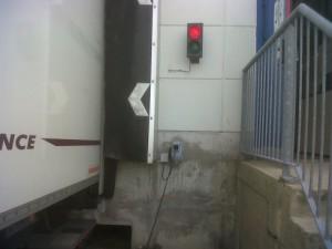 Signalisation à quai