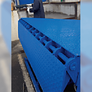 optimisation de rampe de quai, kit de remplacement lèvre