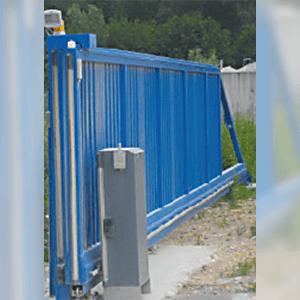 portail autoportant, installateur de portail industriel