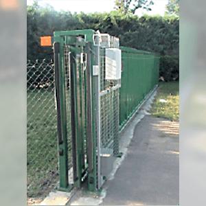Automatisation de portail extérieur