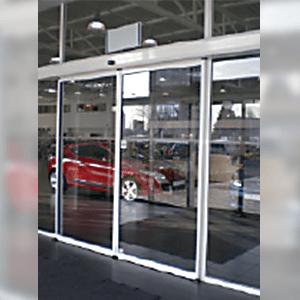 installateur de porte automatique piétonne